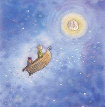 Moonboat von Lone Aabrink