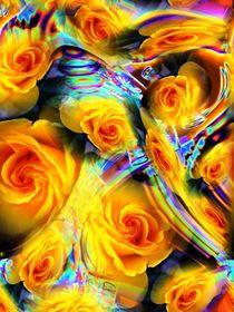 'Think Roses' von Juergen Seidt