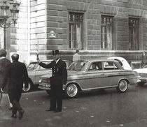 "Un ""Flic"" au Paris 1964 by techdog"