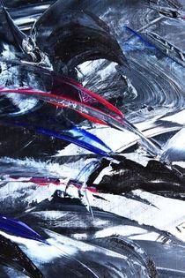 Abstrakt 19 von Walter Zettl