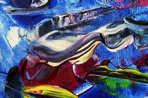 Abstrakt 15 by Walter Zettl