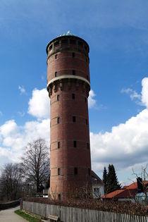 Wasserturm Rüthen I von Joachim P. Pudrel