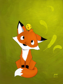 Fox by Benjamin FRIESS