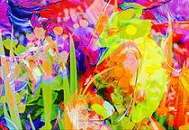 Natur Abstrakt 32 by Walter Zettl