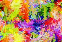 Natur Abstrakt 2 by Walter Zettl