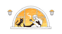Evening Tea by freeminds