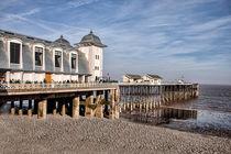 Penarth Pavillion & Pier. by Becky Dix