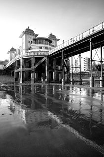 Penarth Pavillion. by Becky Dix
