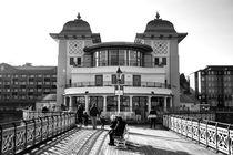 Penarth Pier & Pavillion. by Becky Dix