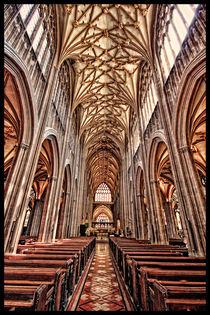 Saint Marys Redcliff, Bristol. von Becky Dix