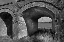 Brückenkopf Wesel II von Hanns Clegg