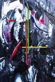 Abstrakt 24 von Walter Zettl