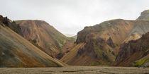 Landmannalaugar - Iceland von Barbara Brolsma