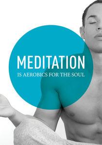 Meditation 1 von Rene Steiner