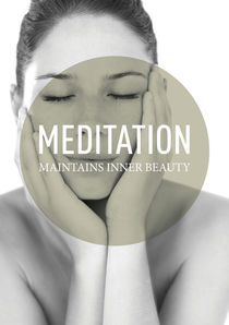 Meditation 2 von Rene Steiner