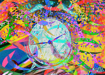 Tick-tack-artflakes