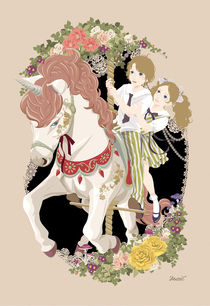 Carousel  von Mari Katogi