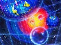Unser blauer Planet 3 von Walter Zettl