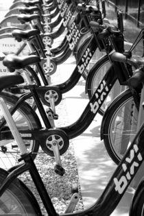 Bike Sharing von Valentino Visentini