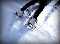 Skaters by Valentino Visentini