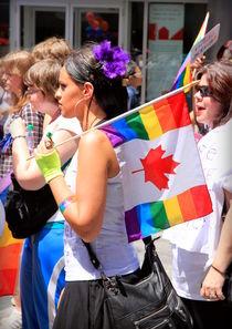 Canadian Rainbow by Valentino Visentini