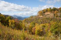 Blue Ridge Colors von John Bailey