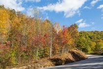 Blueridge Parkway In North Carolina von John Bailey