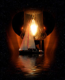 Sailing Under the Stars by gravityx9