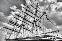 The Cutty Sark Greenwich von David Pyatt