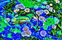 Natur Abstrakt  8 von Walter Zettl