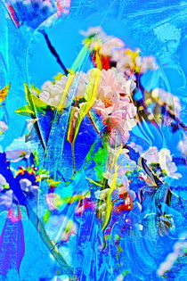 Natur Abstrakt  11 by Walter Zettl