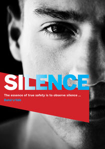 Silence 1 von Rene Steiner