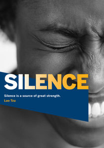 Silence 3  by Rene Steiner