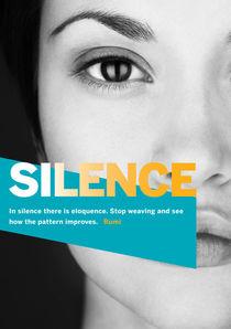 Silence 5  von Rene Steiner