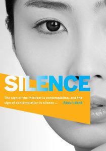 Silence 6  von Rene Steiner