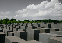 Holocaust- Mahnmal by René Neugebauer