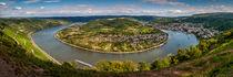 Rheinschleife bei Boppard (12neu) von Erhard Hess