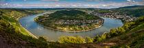 Rheinschleife bei Boppard (13n+) by Erhard Hess