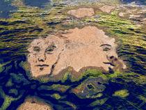 Terra incognita: Die Ur ist eine -suppe, nach fest kommt -land  by artistdesign
