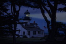 Point Pinos Lighthouse, California von Douglas Pulsipher