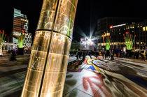Der Potsdamer Platz in Berlin - Berlin leuchtet von MaBu Photography