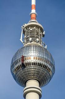 Fernsehturm Berlin - Die Kugel von MaBu Photography