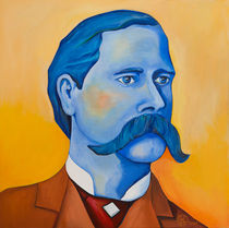 Wyatt Earp by Robert Lacy