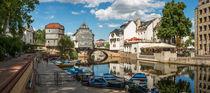 Brückenhäuser Bad Kreuznach (3) von Erhard Hess