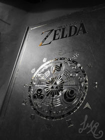 Zelda ́s Bible by Laura Medina Rascón