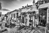 The famous Plaka in Athens, Greece von Constantinos Iliopoulos