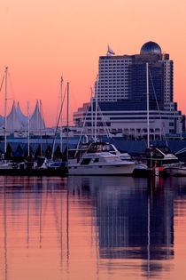 Coal Harbour Calm 305 von Patrick O'Leary
