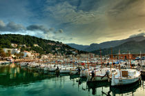 Mallorca - Port de Soller by Jürgen Seibertz