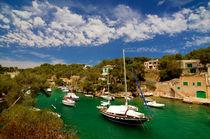 Mallorca - Cala Figuera von Jürgen Seibertz