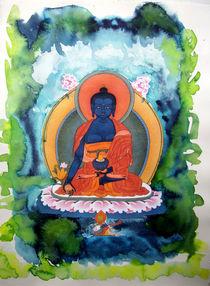 Medizinbuddha by Manfred Waldner